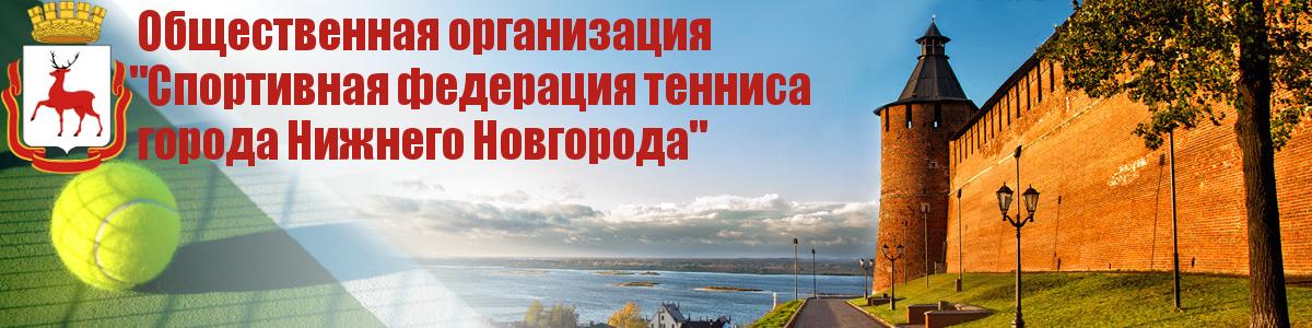 Общественная организация спортивная Федерация тенниса города Нижнего Новгорода